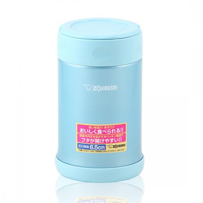 Zojirushi 05l ss food jar sw eae 50 ab aqua blue forumfinder Gallery