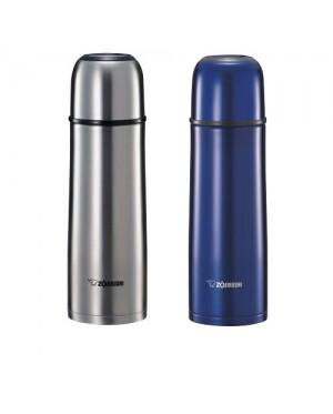 ZOJIRUSHI 500ML S/S BOTTLE WITH CUP - SV-GR-50