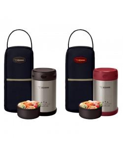 ZOJIRUSHI 500ML S/S FOOD JAR - SW-EXE-50
