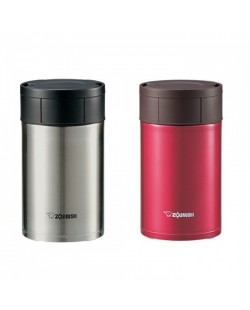 ZOJIRUSHI 450ML S/S FOOD JAR - SW-HAE-45
