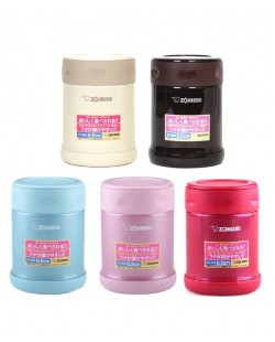 ZOJIRUSHI 350ML S/S FOOD JAR - SW-EAE-35