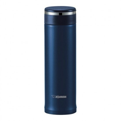 ZOJIRUSHI 460ML S/S MUG WITH TEA LEAF FILTER- SM-JTE-46