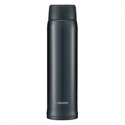ZOJIRUSHI 600ML S/S TWIST OPEN MUG - SM-NA-60
