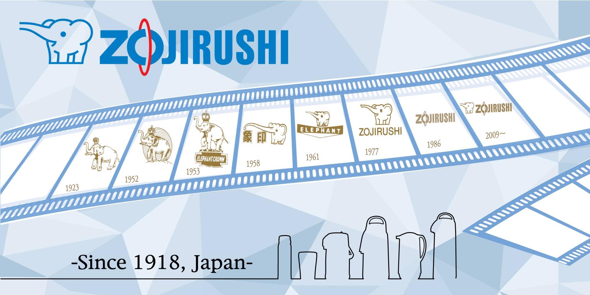 Zojirushi history