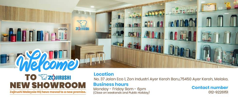 Welcome to New Showroom